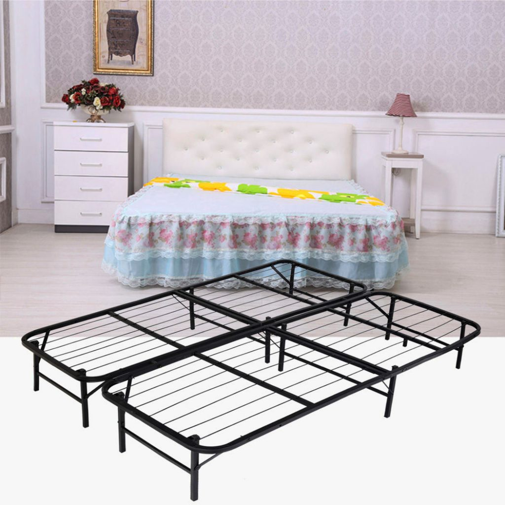 cheap queen metal bed frame edmonton