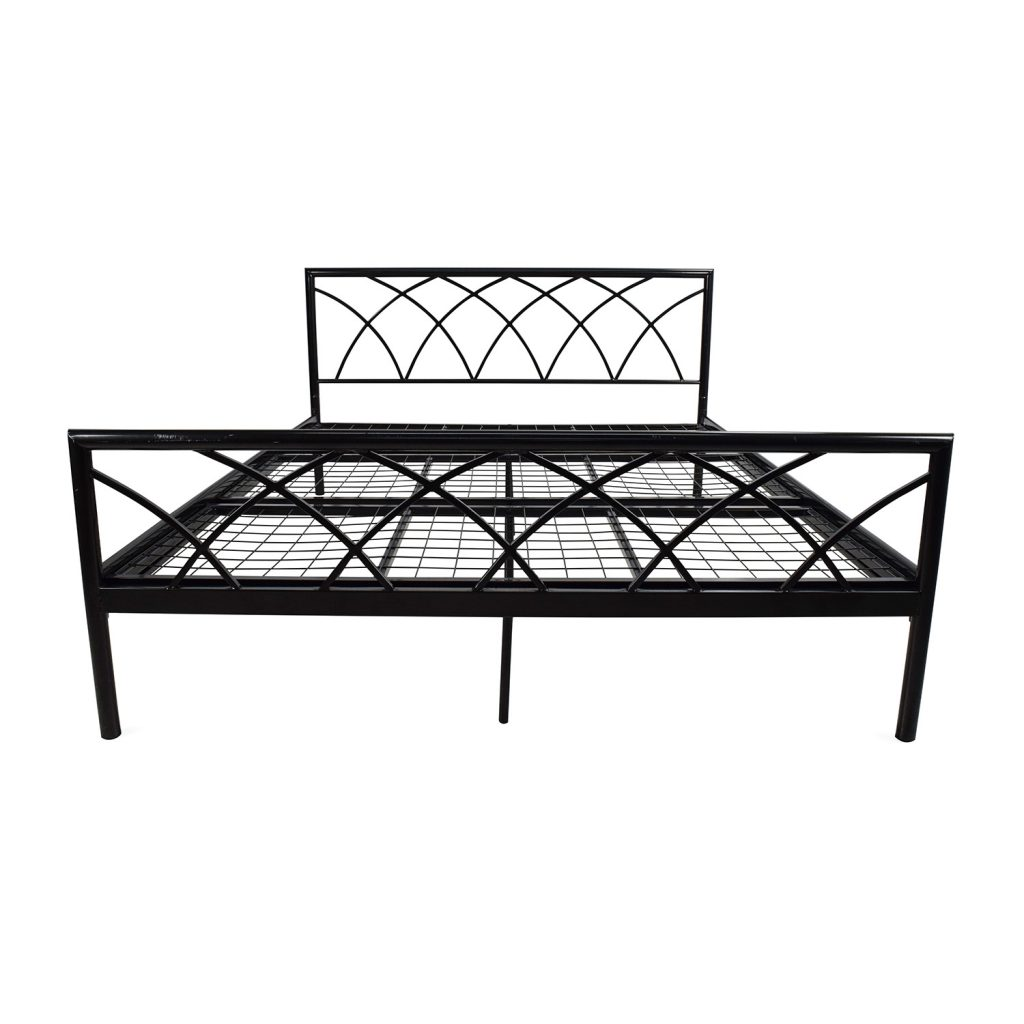 cheap queen size bed frame and headboard