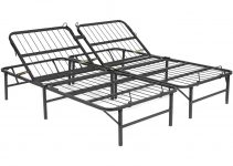 cheap queen size bed frame for small room