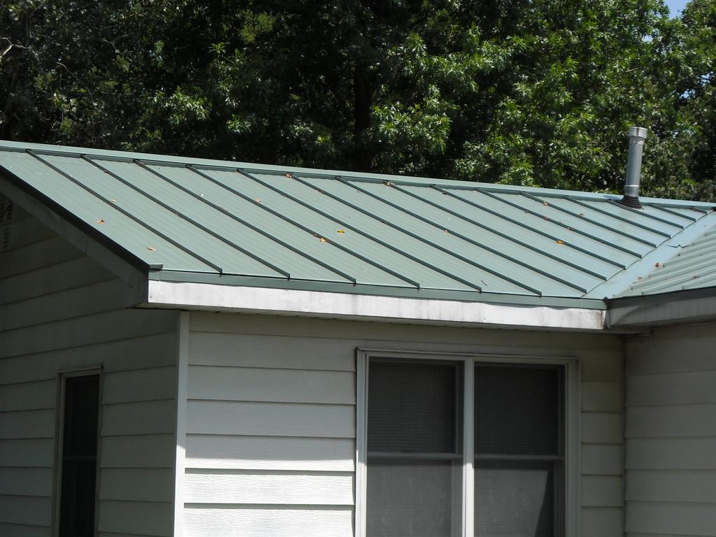 cheap standing seam metal roof colors