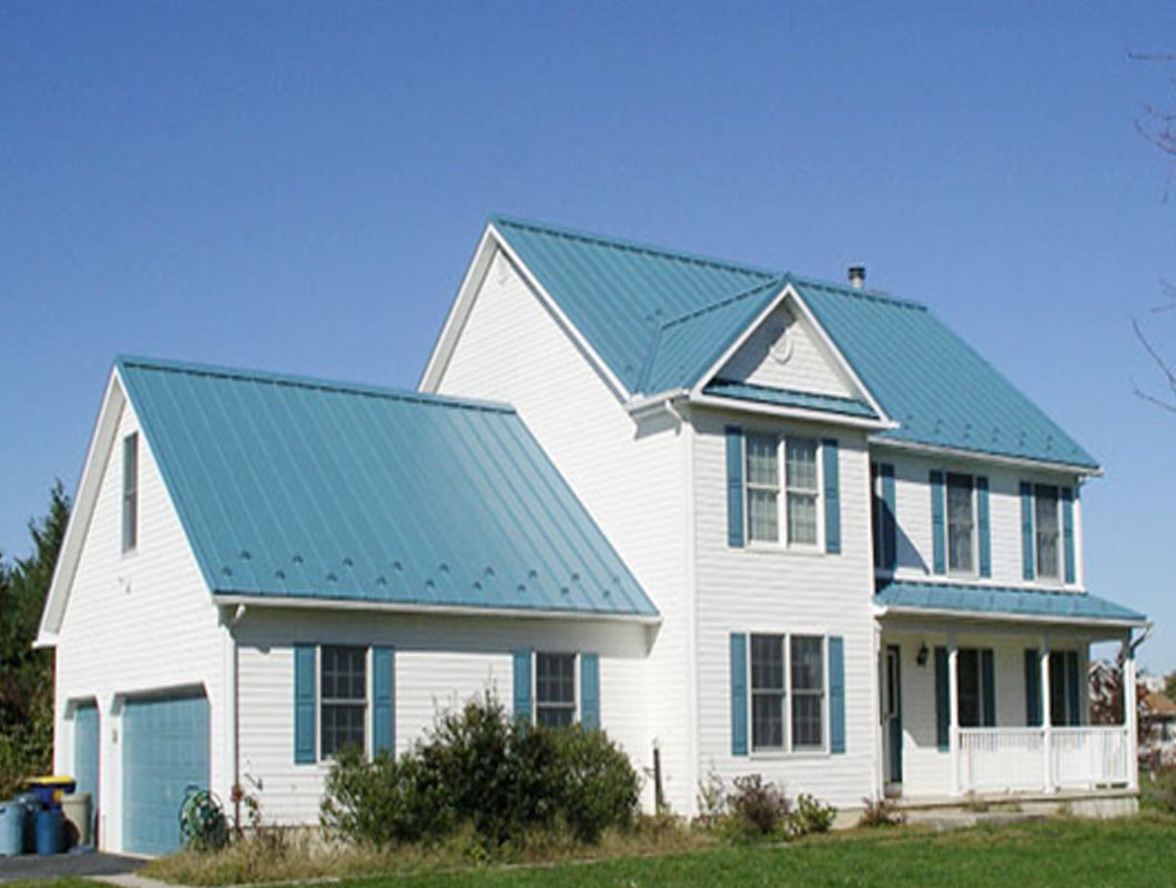 cheap standing seam metal roof equipment