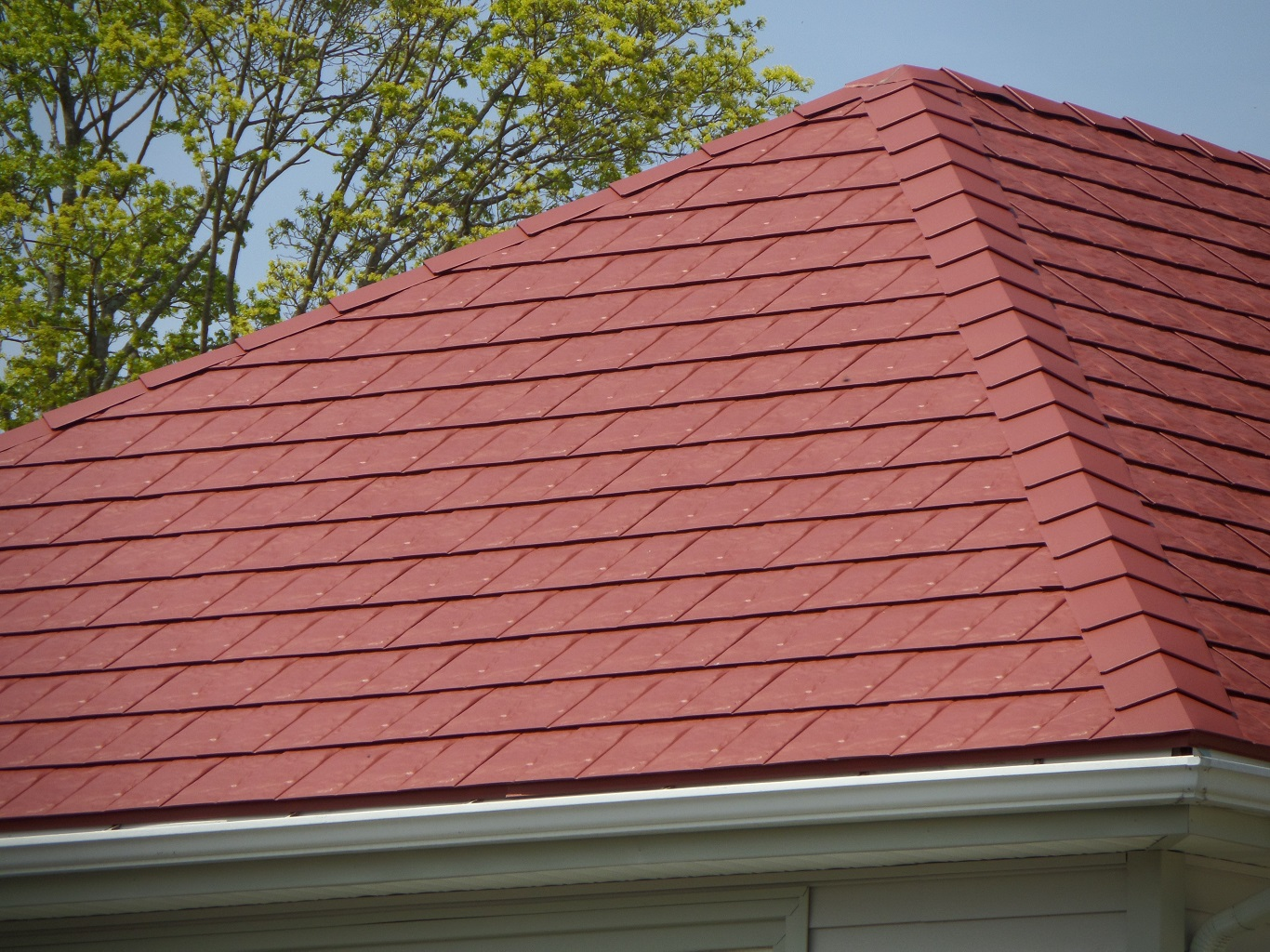 cheap standing seam metal roof