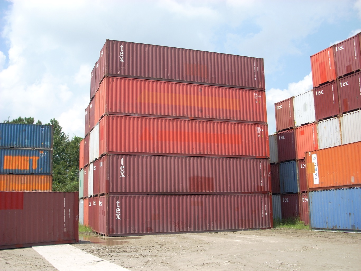 CheapSteel Storage Containers for Sale Florida
