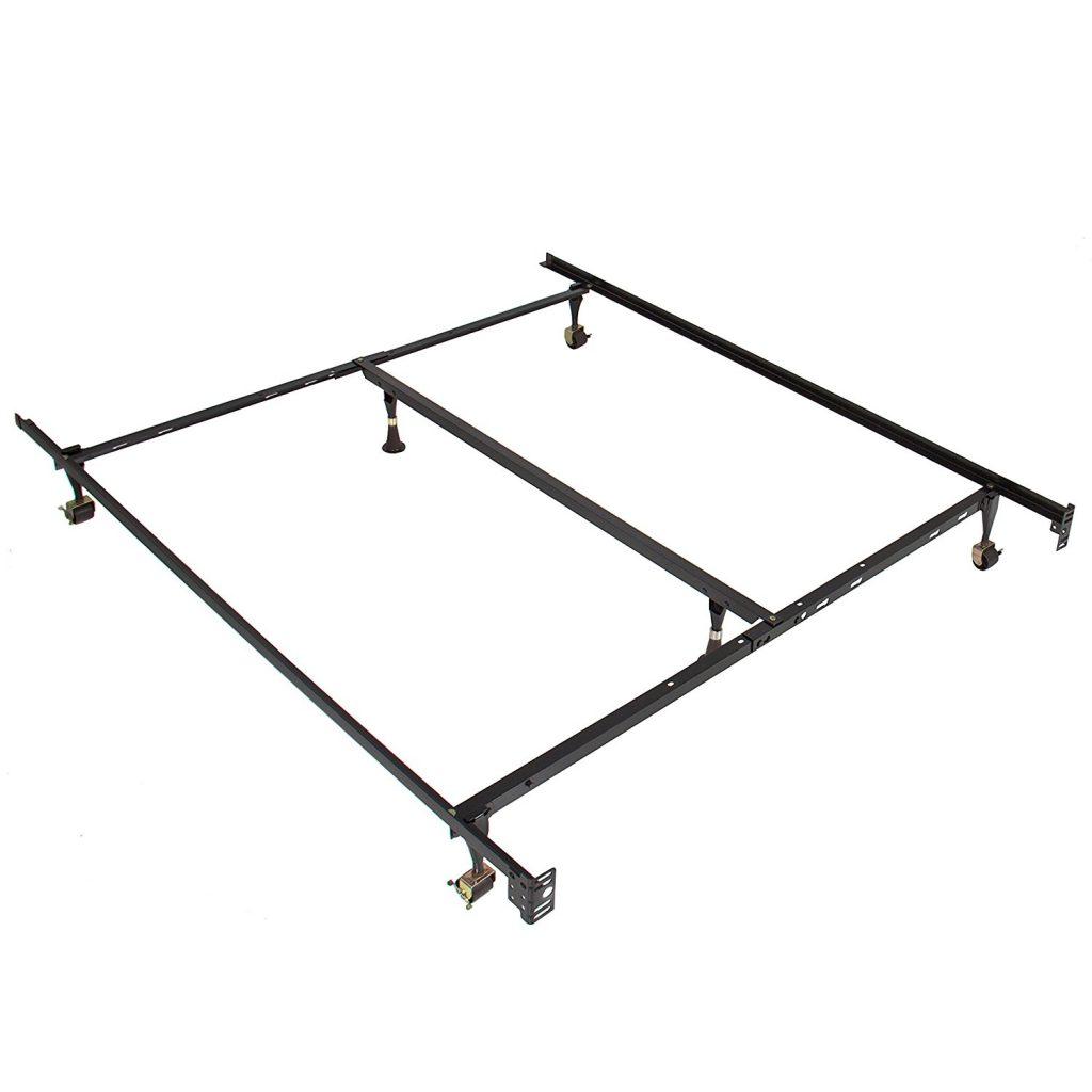 cheap twin metal bed frame assembly