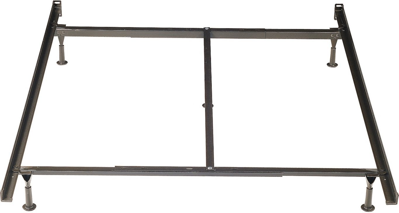 cheap twin metal bed frame dimensions