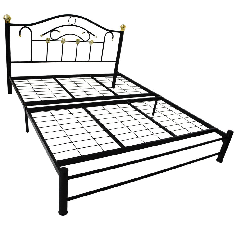 cheap are metal bed frames bad for you