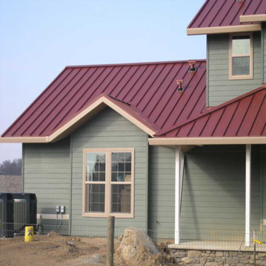 best metal building colors on a budget