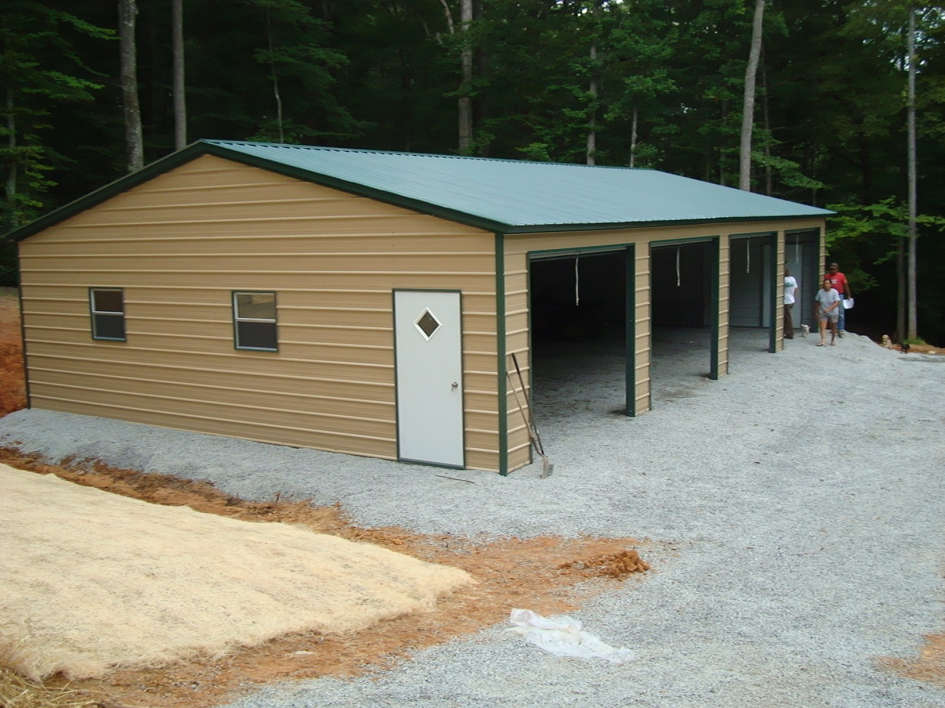 best steel buildings asheville nc on a budget