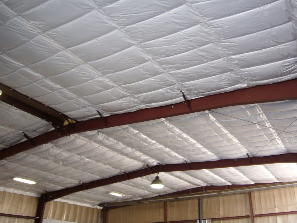 cheap blow on insulation for metal buildings