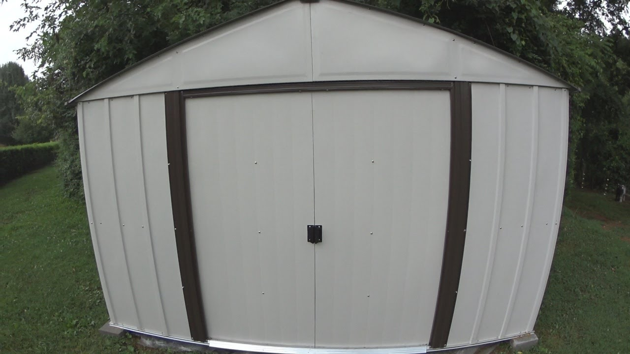 cheap metal storage sheds for sale on a budget
