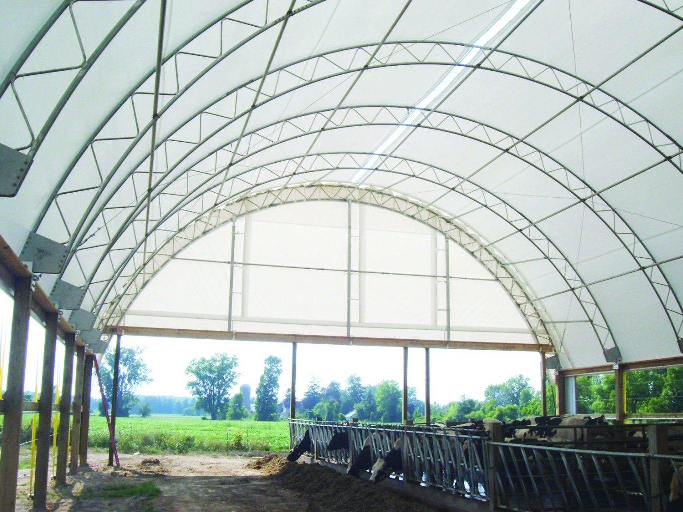 cheap clear span steel building systems