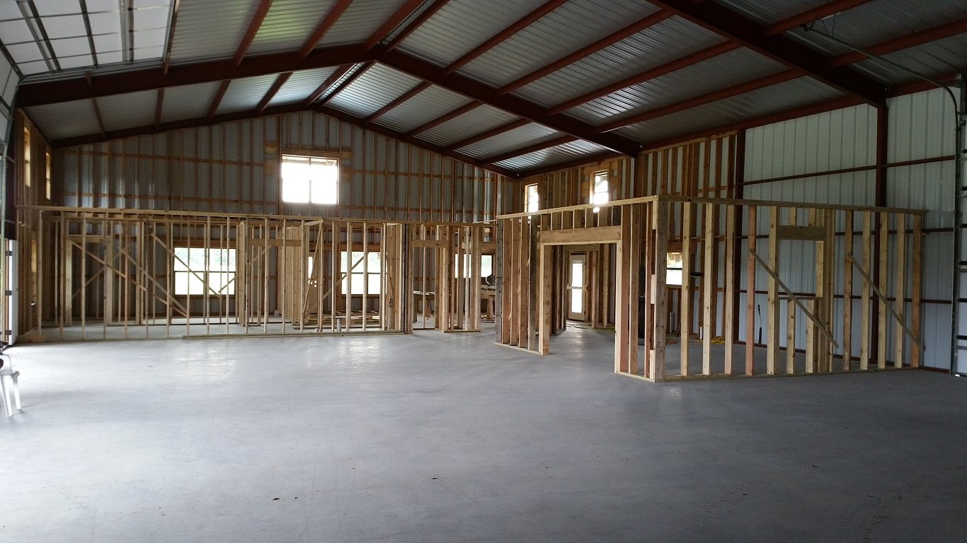 cheap clear span steel buildings cost