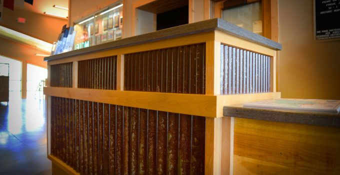 cheap corrugated metal panels for interior wall