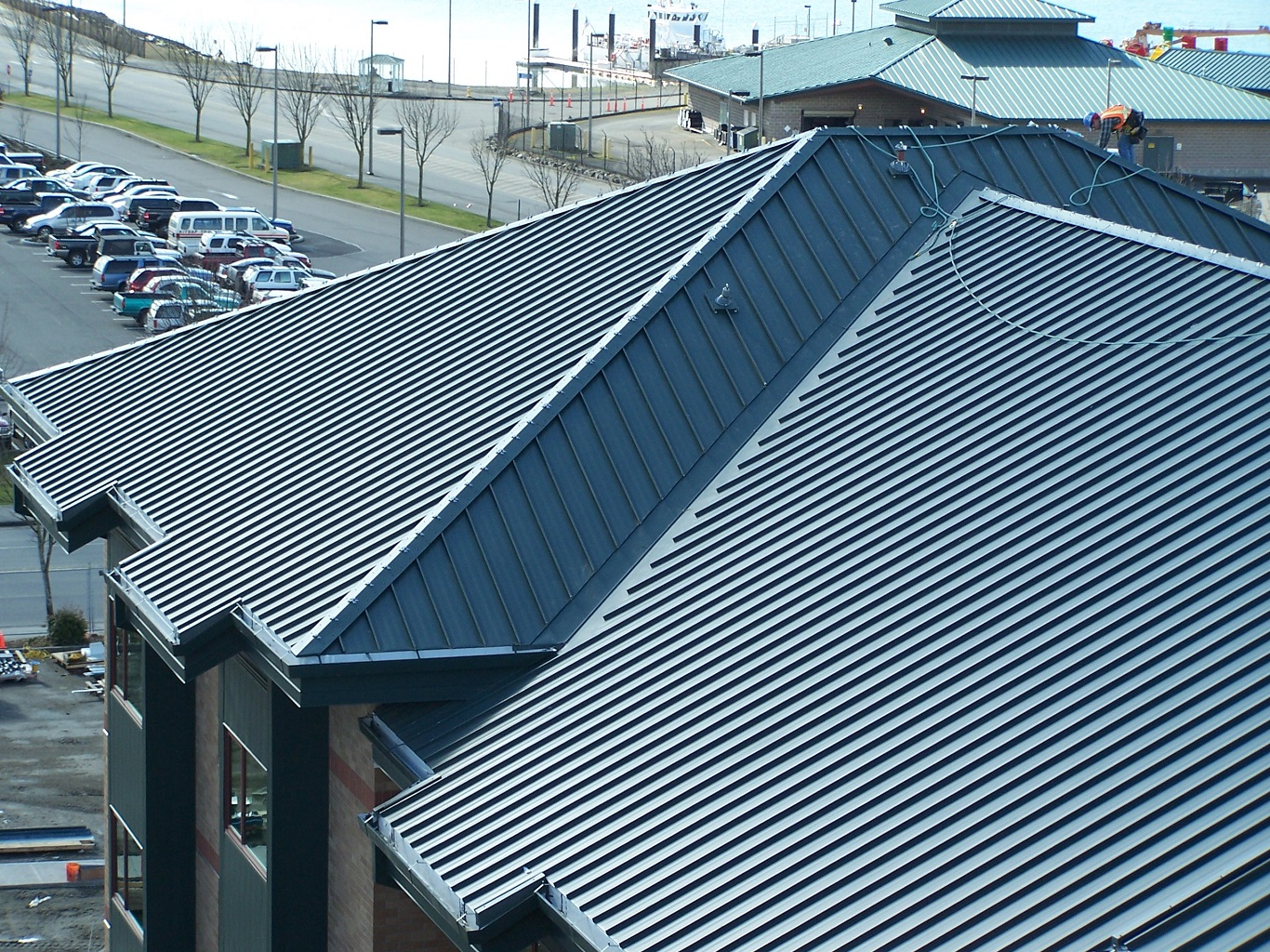cheap corrugated metal roof panels pricing