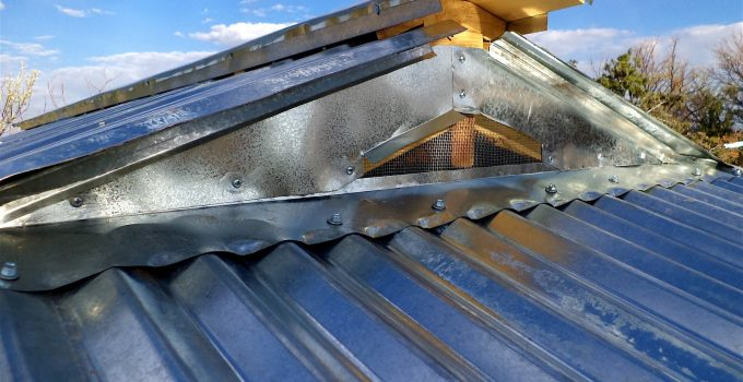 How To Repair A Metal Roof Diy General Roofing Systems