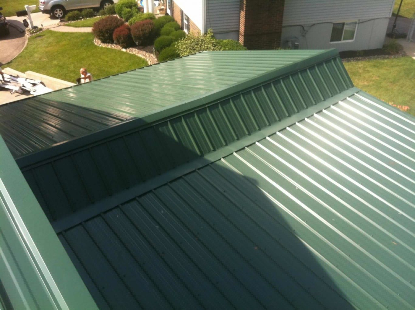 Corrugated Metal Roofing Panels Menards