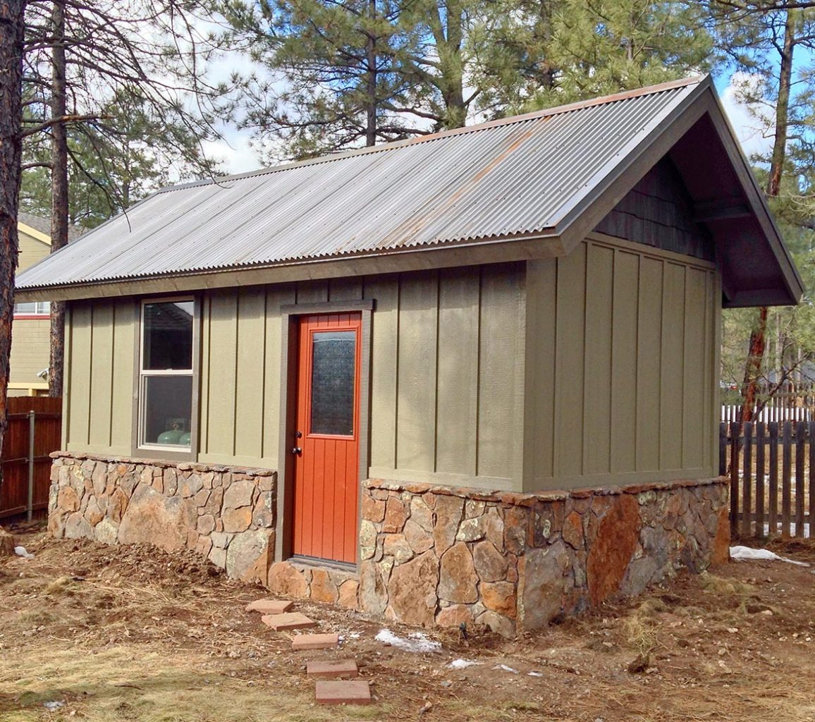 cheap corrugated metal sheds for sale