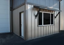 cheap corrugated metal siding panels details
