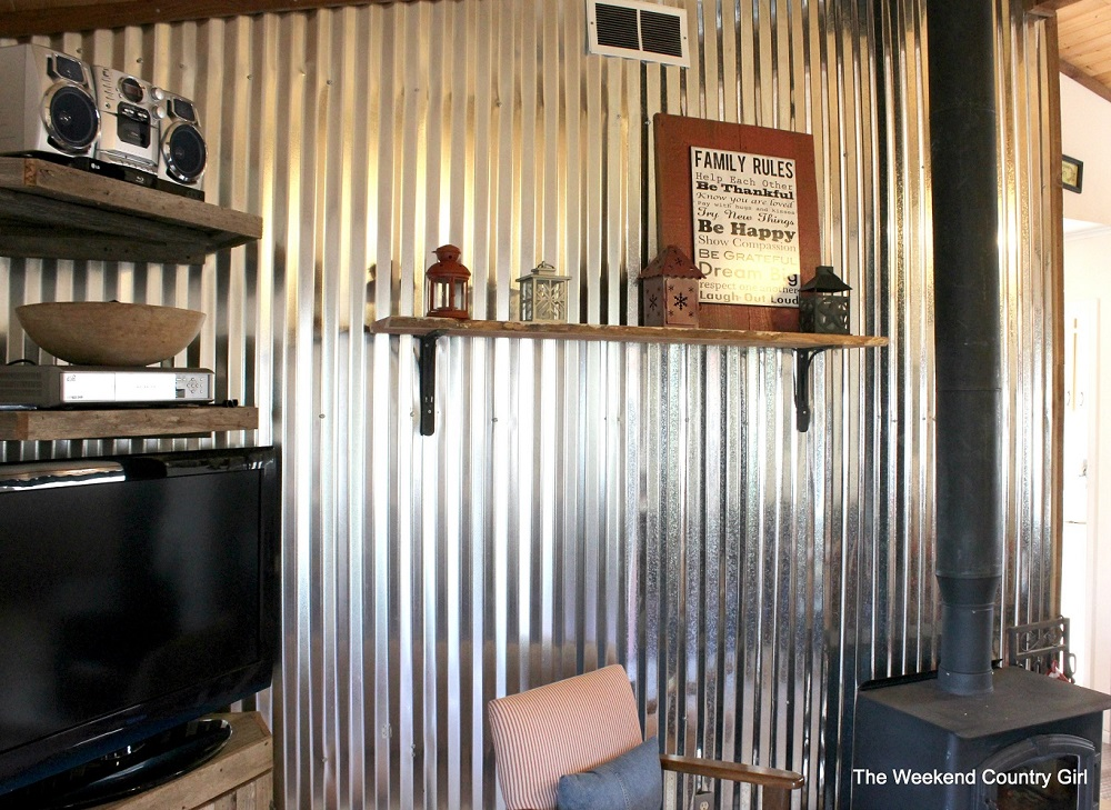cheap corrugated metal wall panels lowes