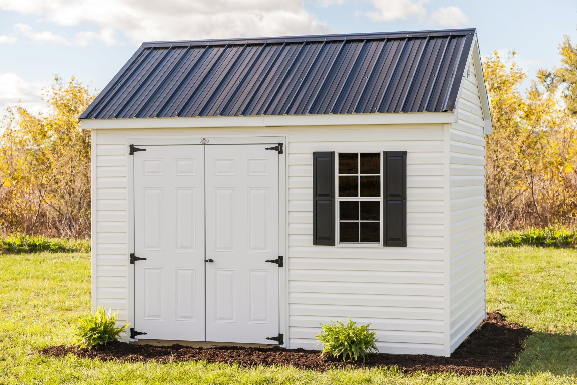 cheap corrugated steel shed roof