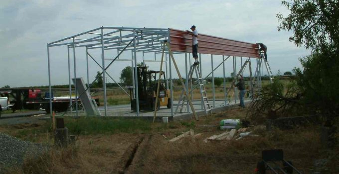 cheap cost of steel buildings estimates