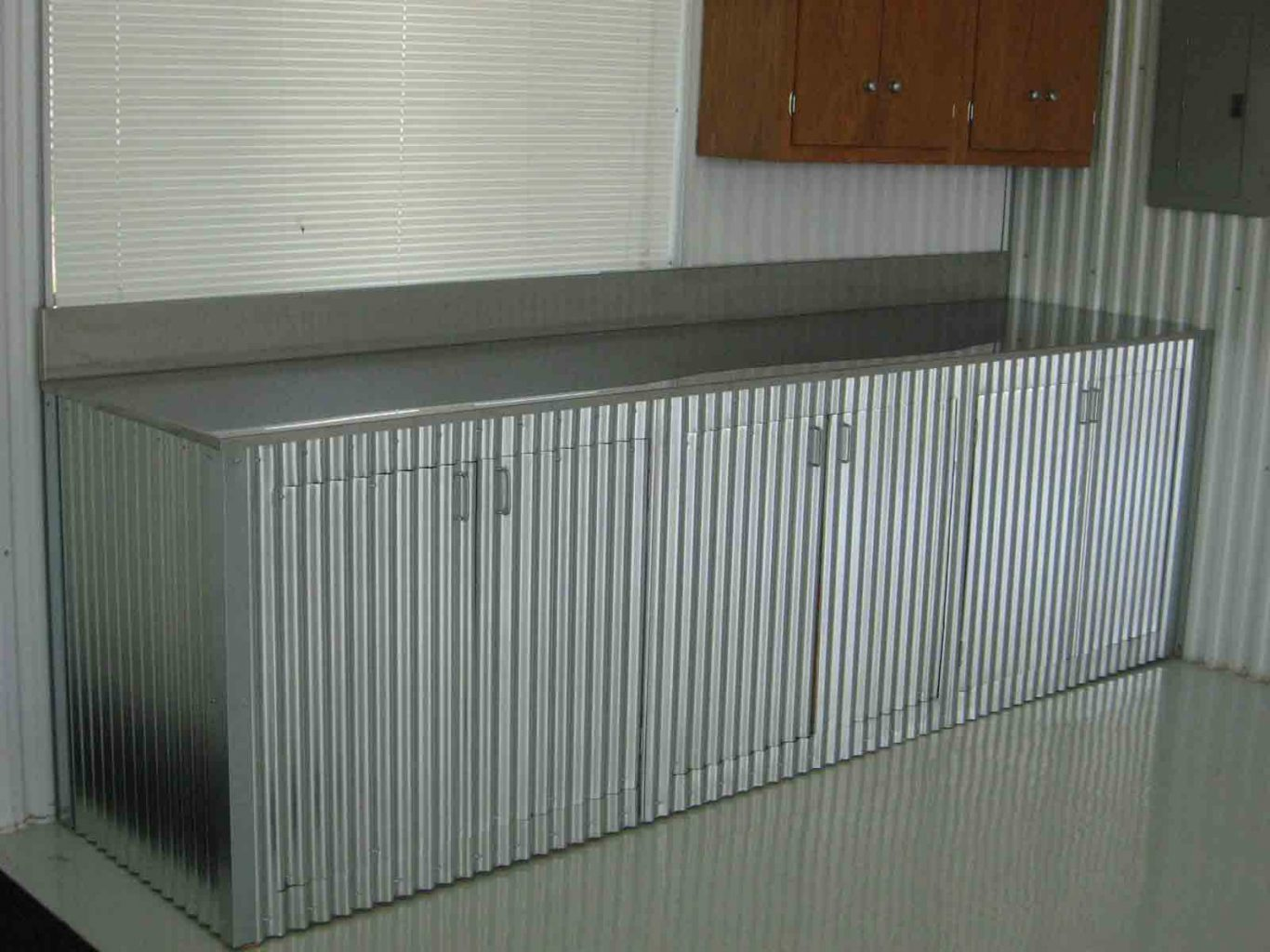 cheap diy interior corrugated metal wall panels