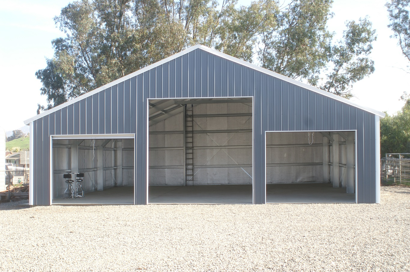cheap financing for metal building