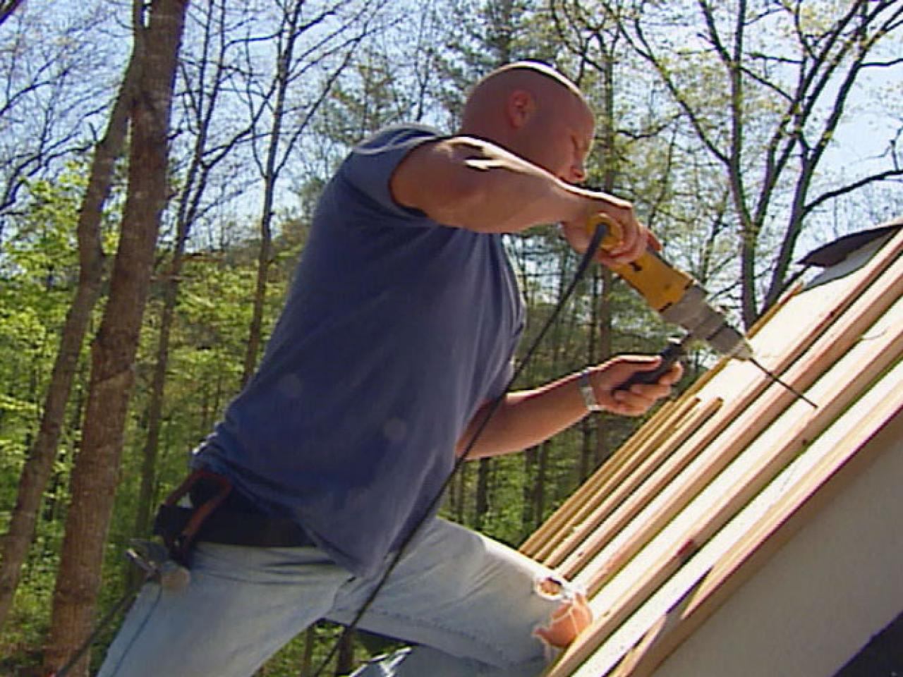 how to install metal roof dormer on a budget
