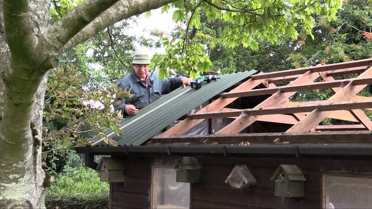 how to install metal roof flashing against brick on a budget