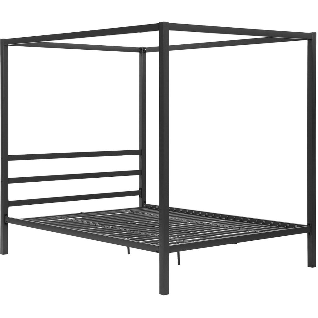 cheap metal bed frame and headboard full
