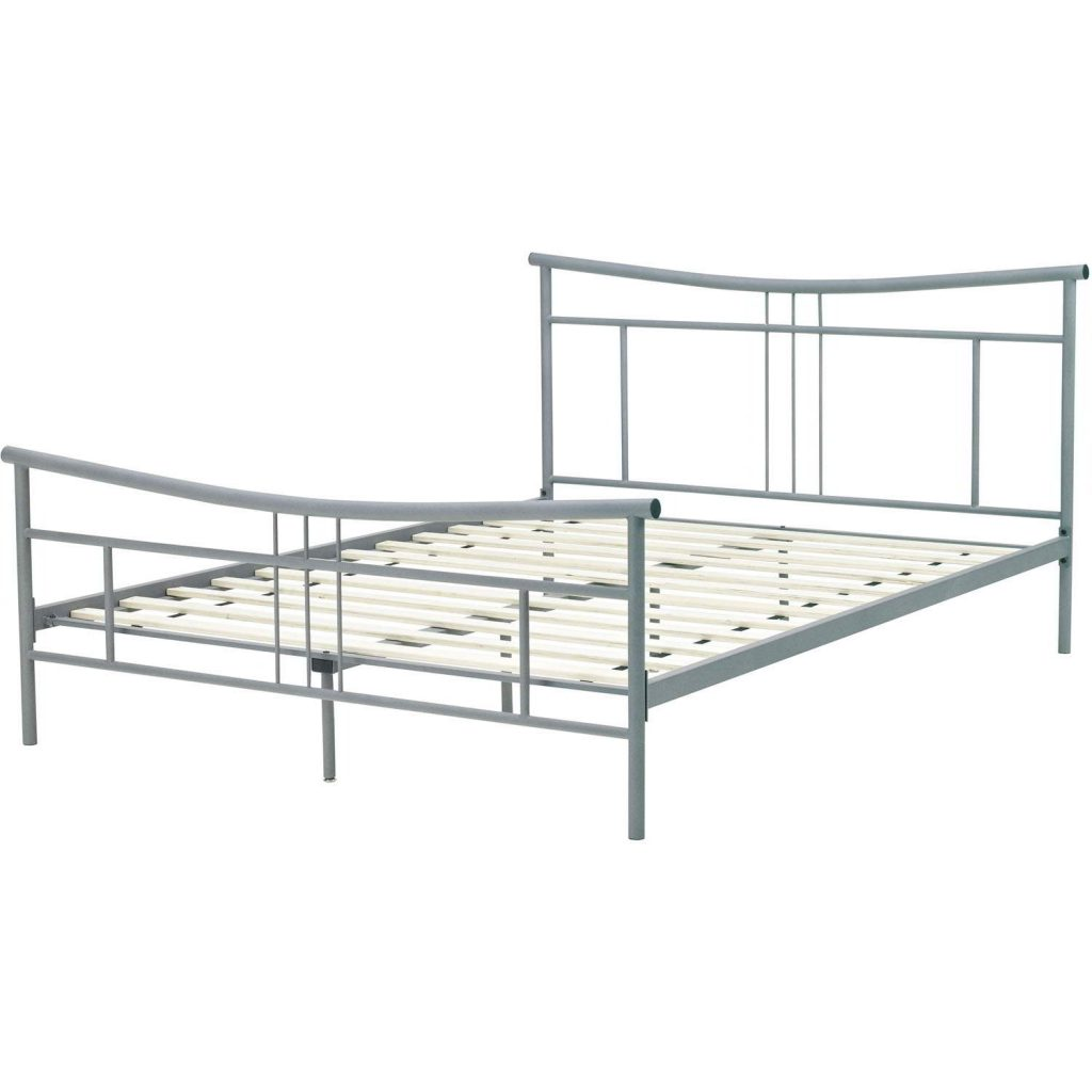 cheap metal bed frame and headboard