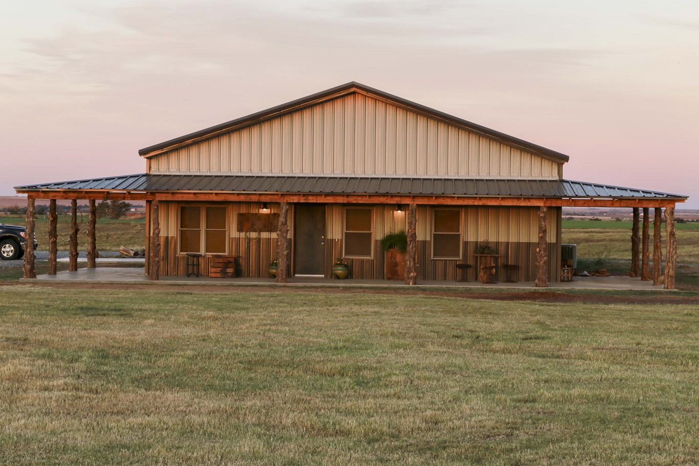 cheap metal building additions