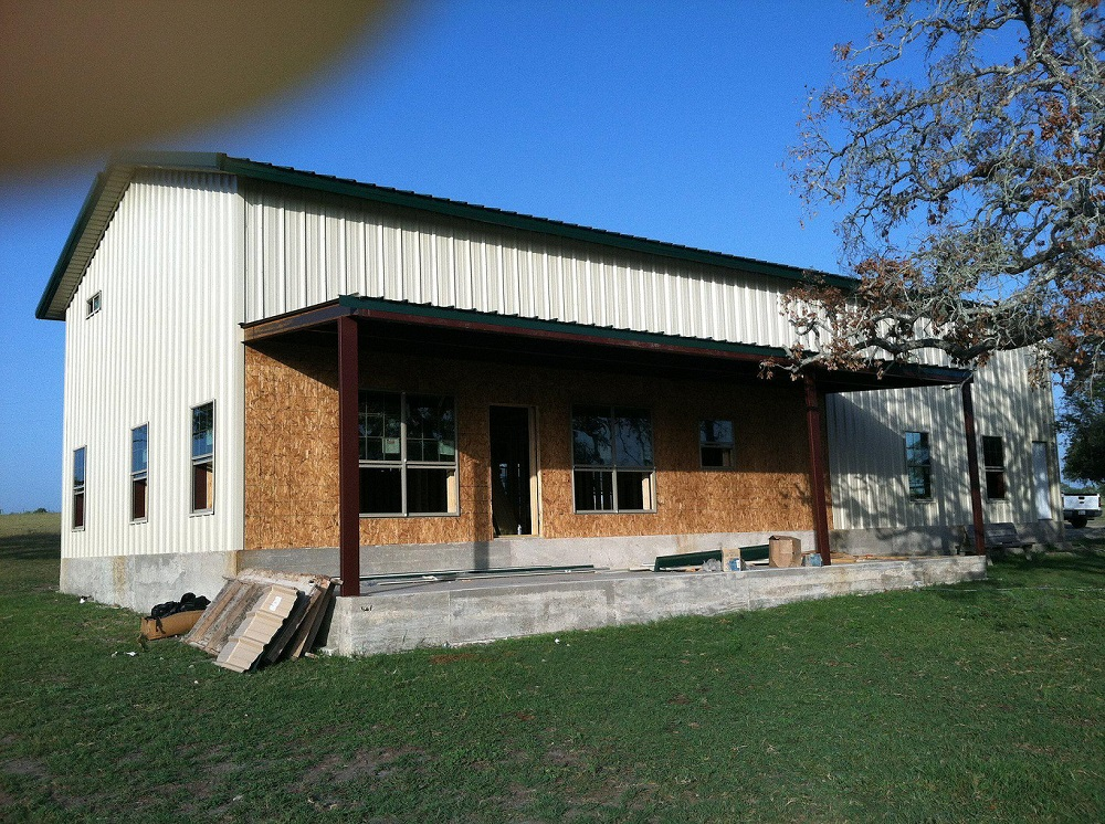 cheap metal building contractors houston tx