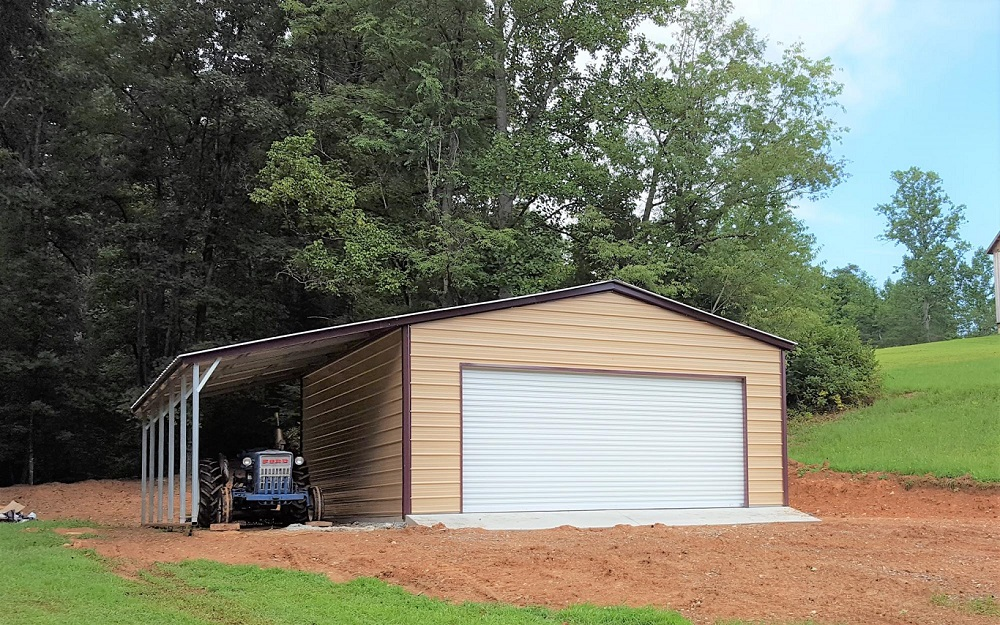 cheap metal building financing alabama