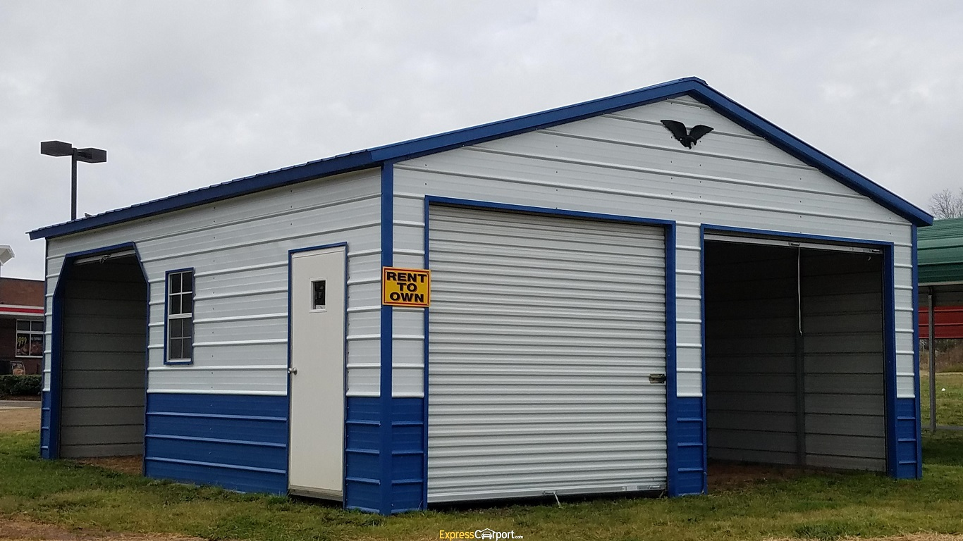 cheap metal building financing texas