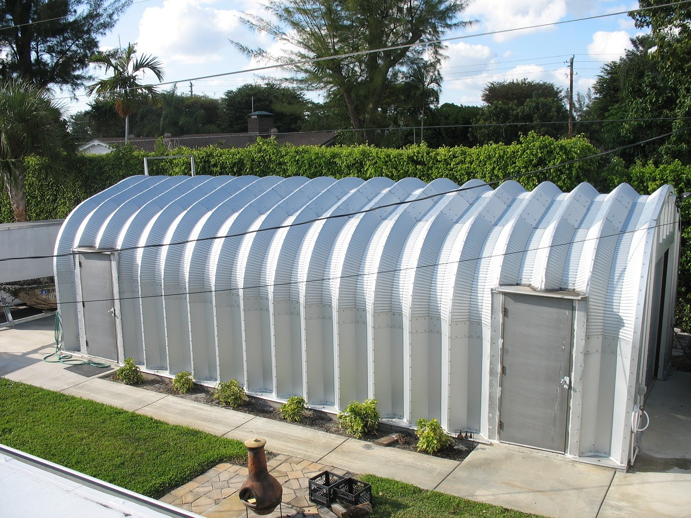cheap metal buildings florida price