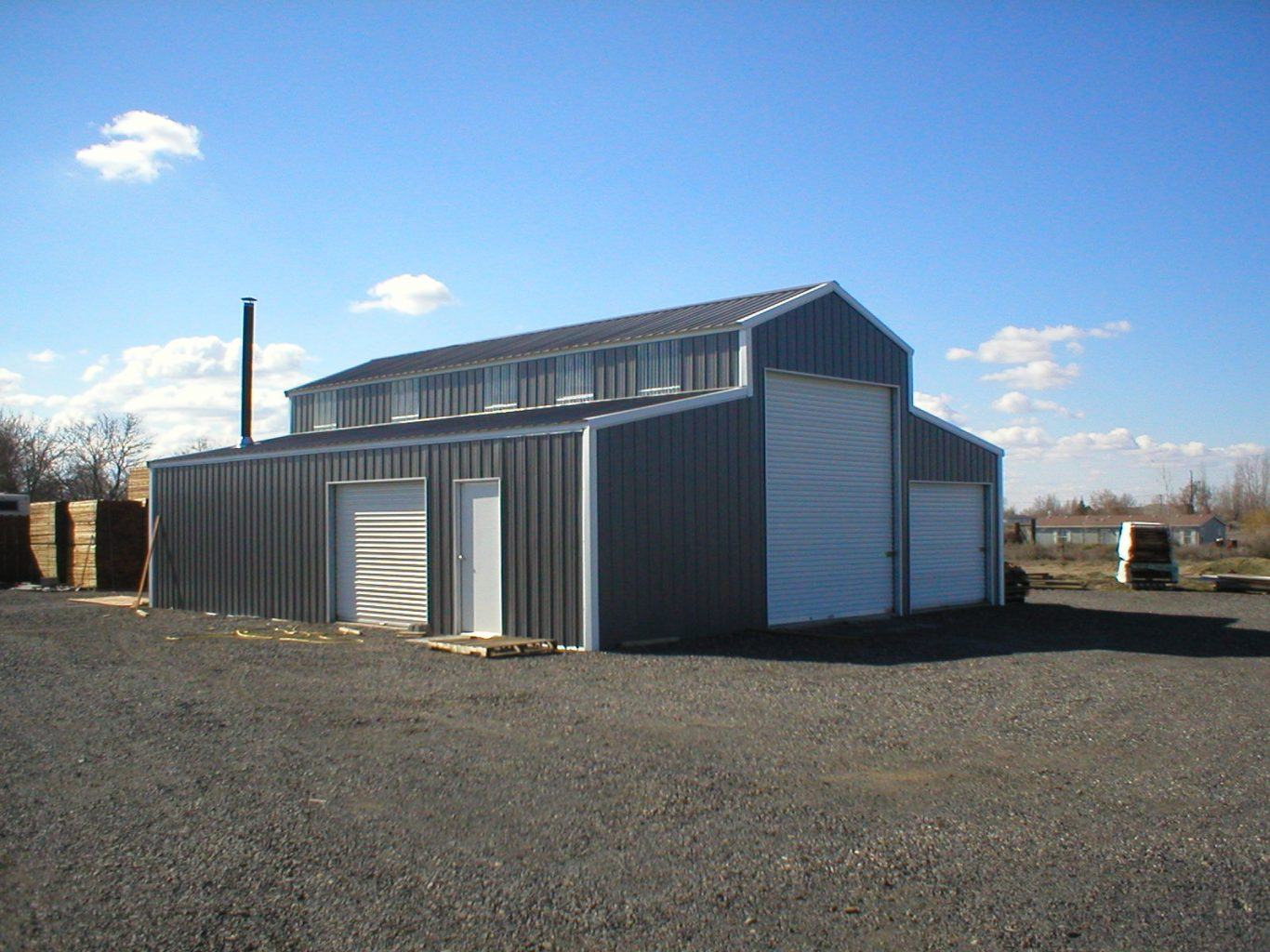 cheap metal buildings houston cost