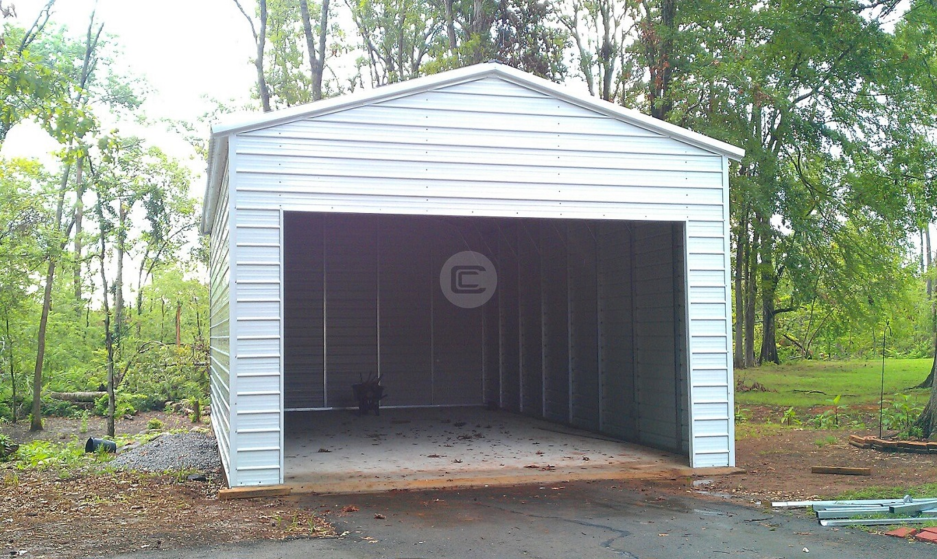 cheap metal buildings nc financing