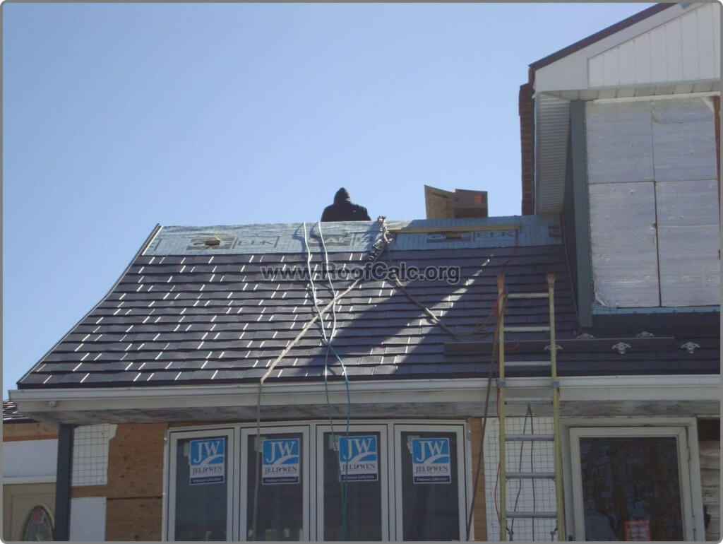 cheap metal roof chimney flashing installation