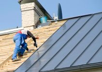 cheap metal roof flashing installation