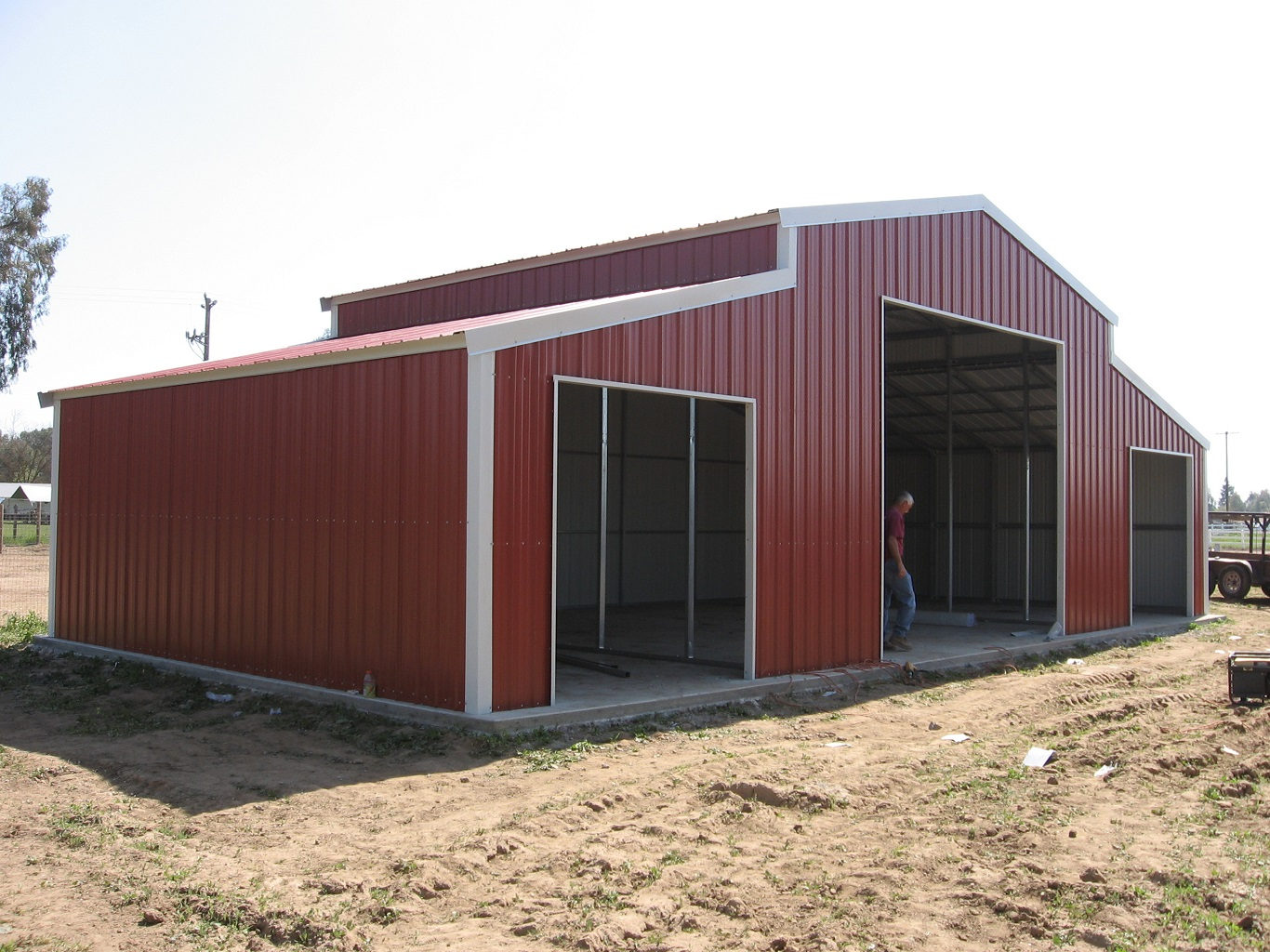 cheap metal storage shed prices