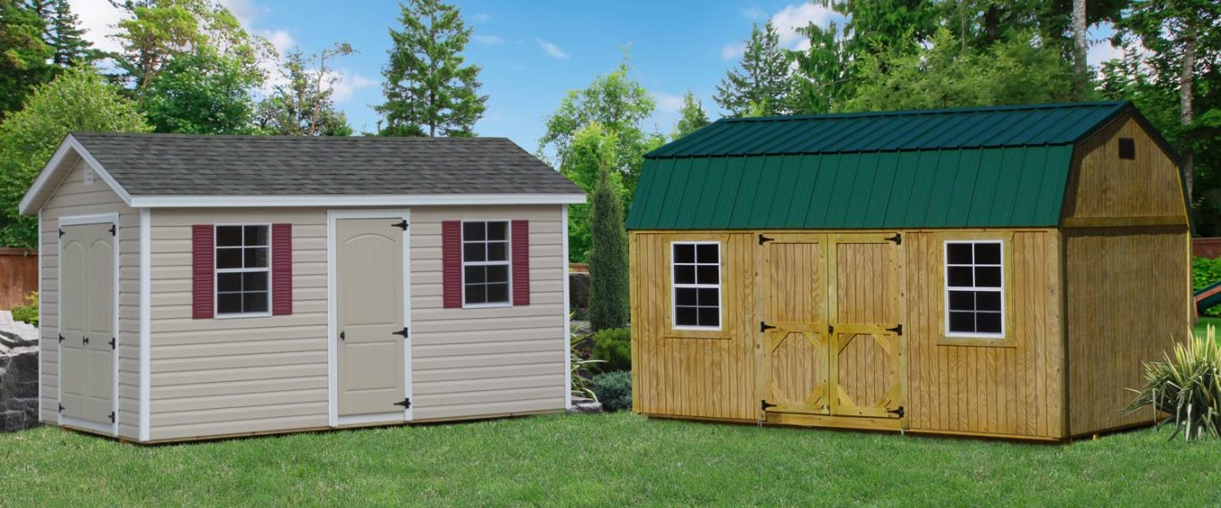 cheap outdoor storage sheds for sale
