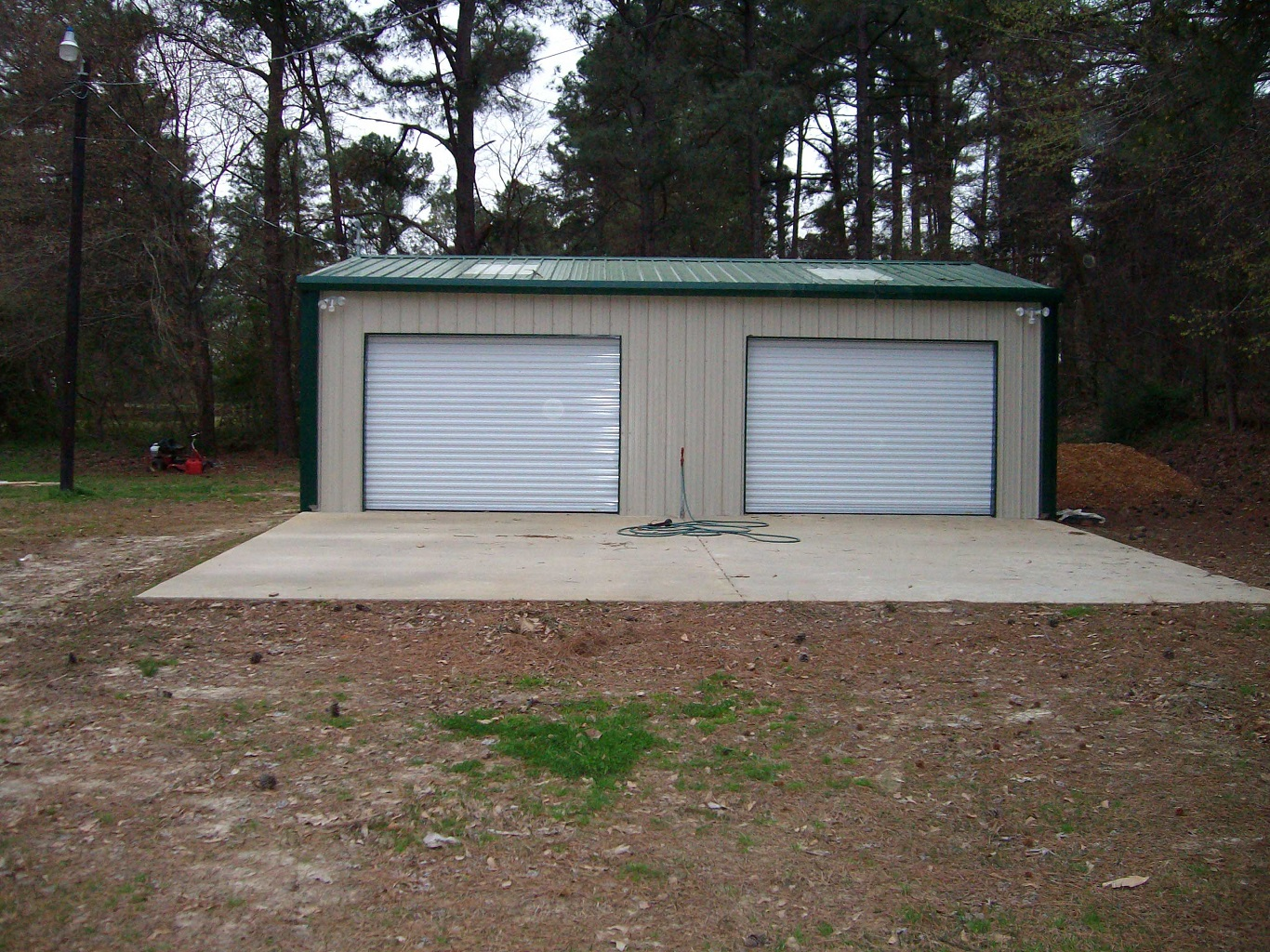 pole barn metal building kits