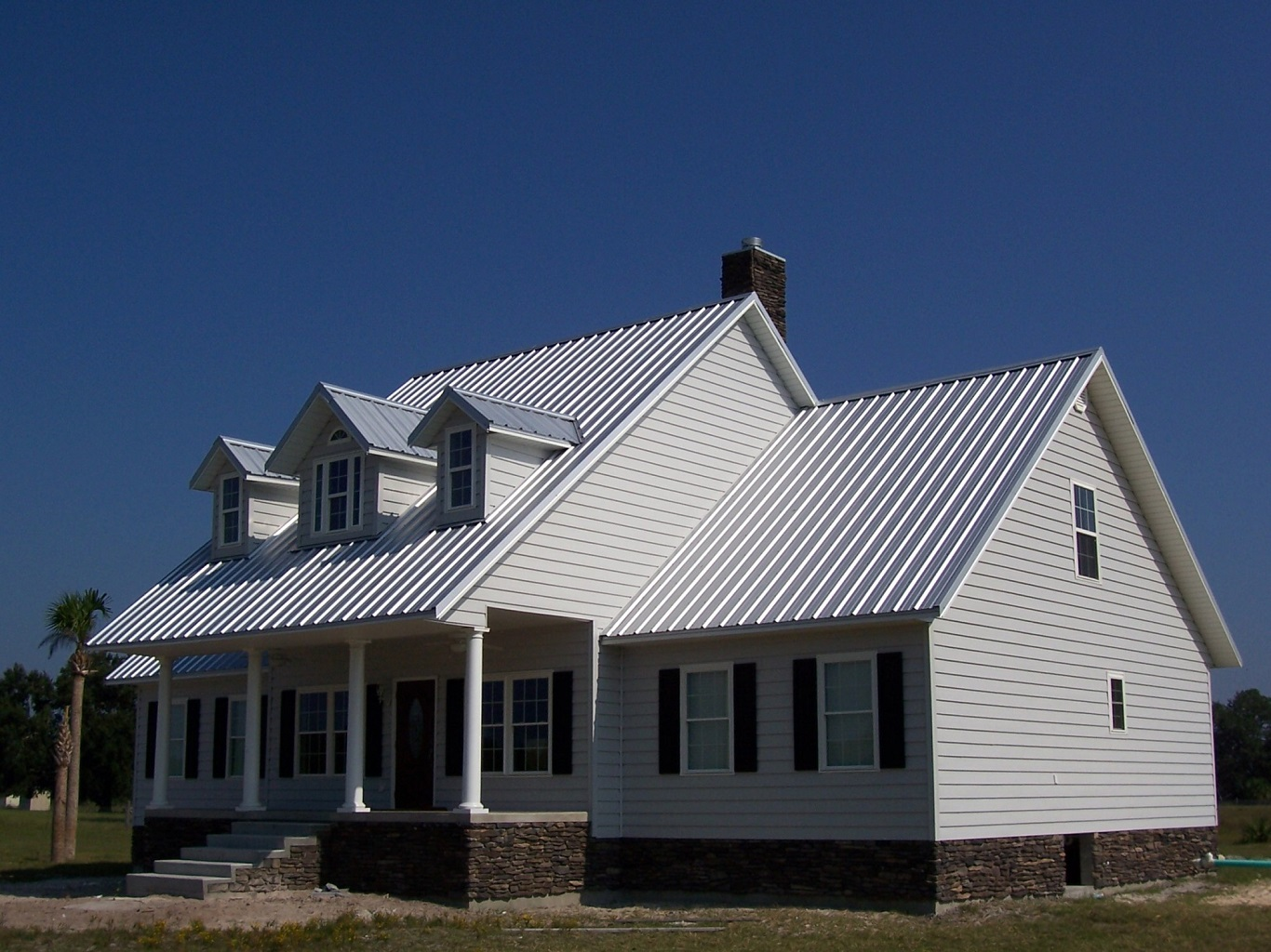 cheap standing seam metal roof panel prices