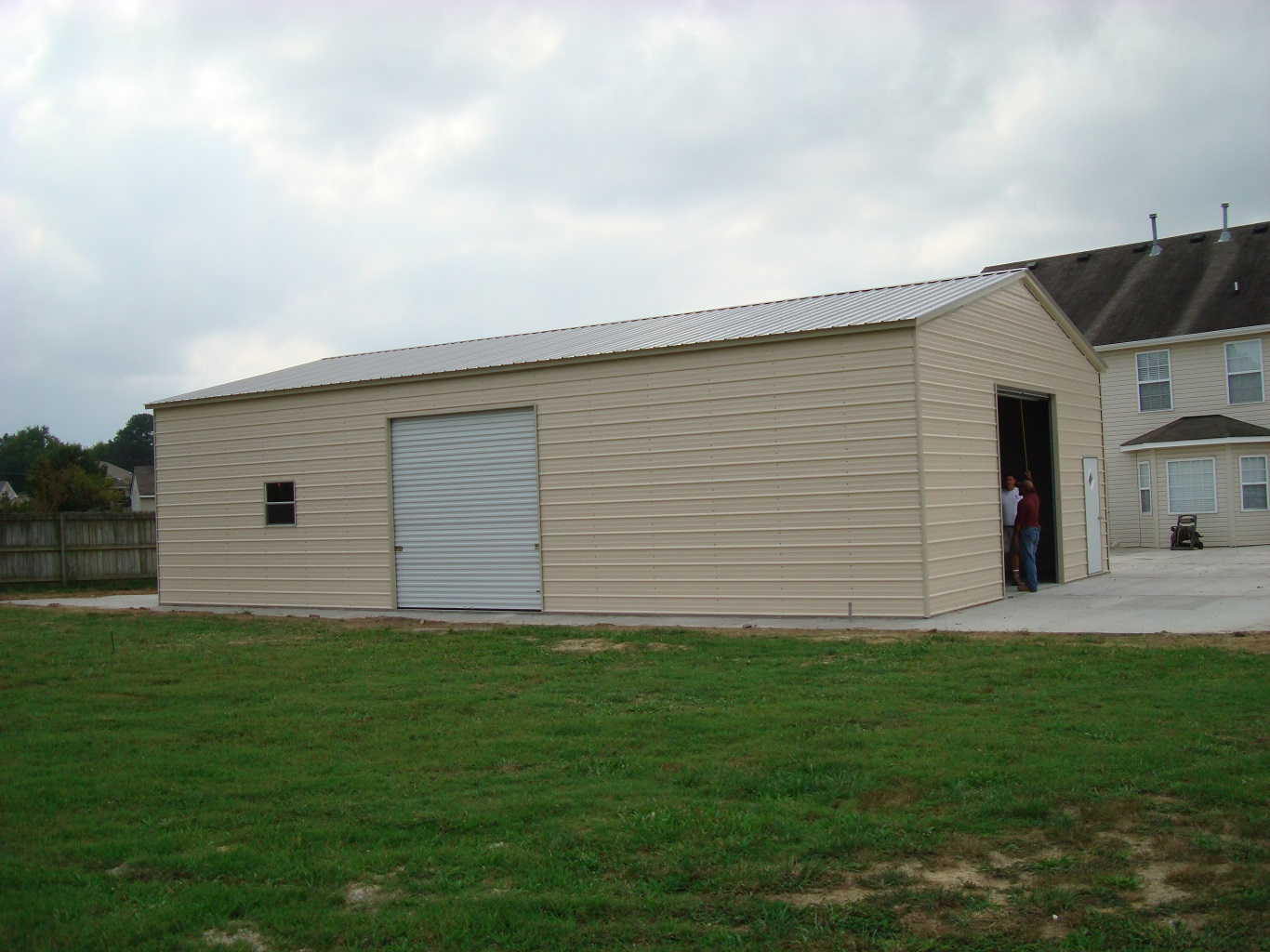 cheap steel buildings alabama