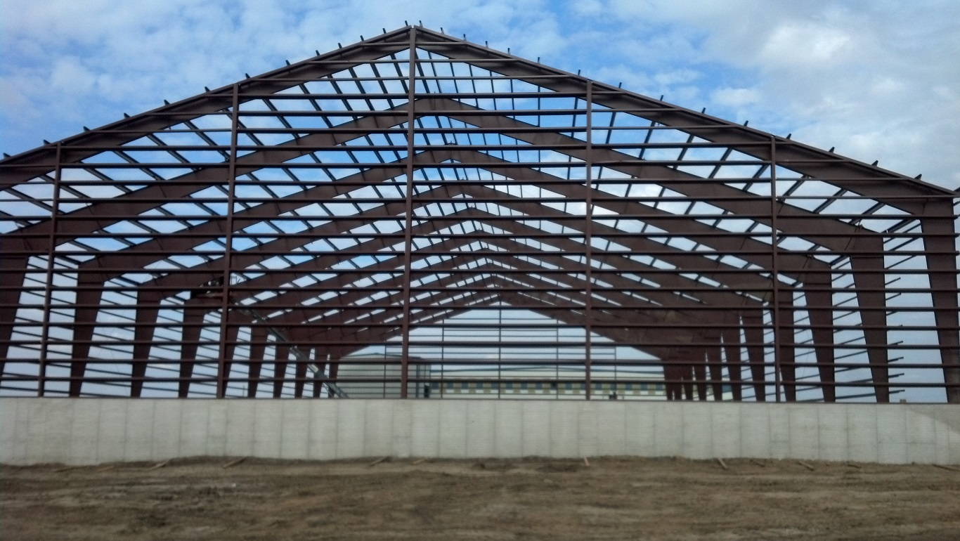 cheap used clear span steel buildings for sale