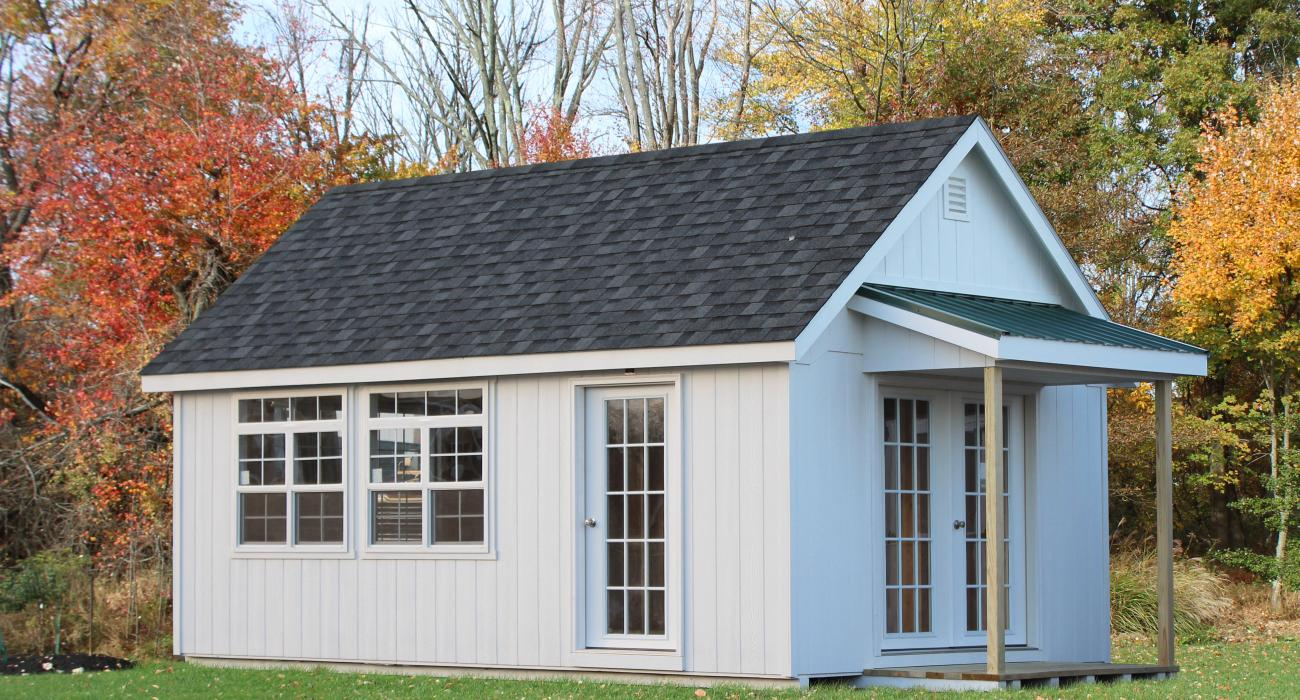 used metal storage sheds for sale on a budget