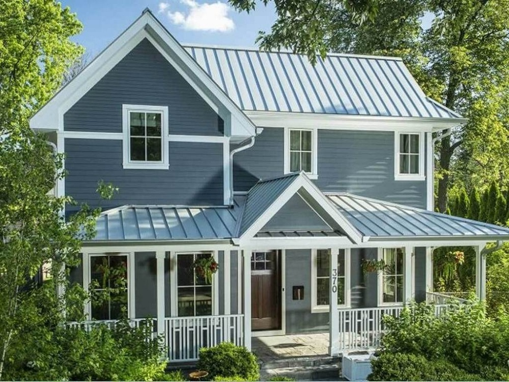 Cheap American Metal Roofs Cost