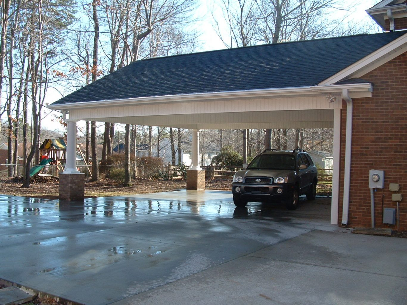 best and cheap metal carport parts on a budget