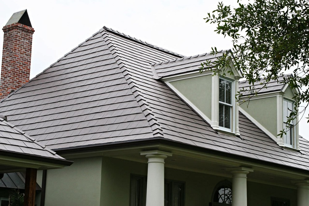 cheap burgundy metal roofs